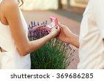 engagement  beautiful ring....   Shutterstock . vector #369686285