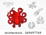 template for logos  labels and... | Shutterstock .eps vector #369697769