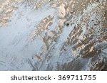 ice flowers on glass   texture... | Shutterstock . vector #369711755