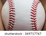 baseball ball  standard ball....   Shutterstock . vector #369717767