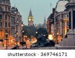 Street View Of Trafalgar Squar...