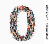 group  people  shape  figure 0 | Shutterstock .eps vector #369753005