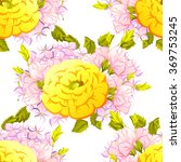 abstract elegance seamless... | Shutterstock .eps vector #369753245
