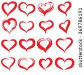 vector concept conceptual... | Shutterstock .eps vector #369786191