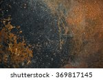 old rusty texture background. | Shutterstock . vector #369817145
