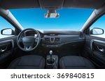 car inside composition. concept ...   Shutterstock . vector #369840815