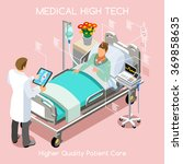 healthcare medic fast diagnosis.... | Shutterstock .eps vector #369858635