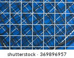 structure of more metal wire... | Shutterstock . vector #369896957