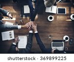 business people teamwork... | Shutterstock . vector #369899225