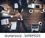 Business People Teamwork...