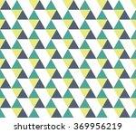 seamless trapezium geometric... | Shutterstock .eps vector #369956219