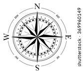 compass navigation dial  ...   Shutterstock .eps vector #369960149