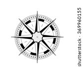 compass navigation dial  ... | Shutterstock .eps vector #369960155