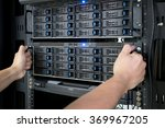 network attached storage  nas  | Shutterstock . vector #369967205