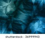 abstract dark blue background... | Shutterstock . vector #36999943