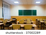school room | Shutterstock . vector #37002289