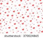 love background. valentine's... | Shutterstock . vector #370024865