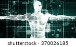 healthcare technology and... | Shutterstock . vector #370026185
