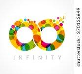 Infinity Loop Logotype. Staine...