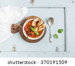 Italian Tomato  Garlic And...
