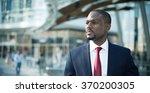 portrait of an handsome... | Shutterstock . vector #370200305
