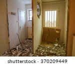 apartment before refurbishing...   Shutterstock . vector #370209449