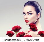 Beauty Fashion Model Woman Fac...
