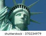 statue of liberty | Shutterstock . vector #370234979