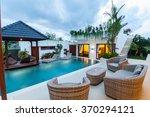 Modern Villa Outdoor With...
