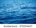 blue sea water | Shutterstock . vector #370294637