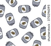 Seamless Doodle Pattern. Can O...