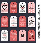 vector valentine's cards...