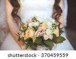 bridal bouquet  | Shutterstock . vector #370459559
