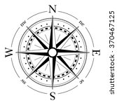 compass navigation dial  ...   Shutterstock .eps vector #370467125