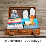 travel. | Shutterstock . vector #370468229
