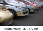 cars parked | Shutterstock . vector #370477505
