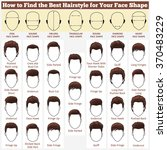a set of mens hairstyles for...