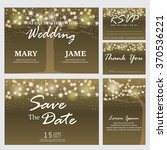 Wedding Invitation  Rsvp  And...
