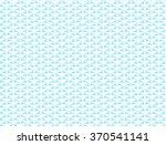seamless water pattern vector... | Shutterstock .eps vector #370541141