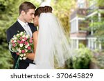 wedding. | Shutterstock . vector #370645829