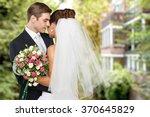 wedding. | Shutterstock . vector #370645829