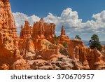 bryce canyon | Shutterstock . vector #370670957