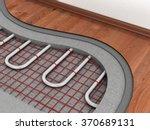 floor heating system. we see