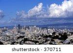 san francisco skyline | Shutterstock . vector #370711