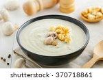 Tasty Mushroom Cream Soup For...