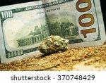 legal marijuana weed cannabis... | Shutterstock . vector #370748429