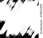 grunge frame background  dust... | Shutterstock . vector #370812395