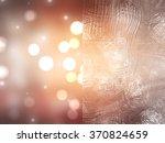 Bokeh Light  Shimmering Blur...