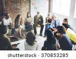 business team organization... | Shutterstock . vector #370853285