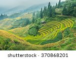 Chinese Rice Terraces Near...